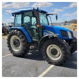 New Holland 5060 tractor