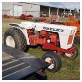 Satoh Elk 550 tractor