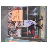 Todd Helton autographed