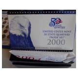 Uncirculated Coin Sets 2000 - 2008