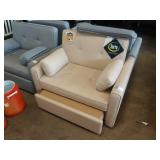 SERTA CASUAL CONVERTABLE CARMEL PULL OUT