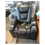 MYLES BROWN HOME THEATER POWER RECLINER
