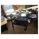 """36"""" GRIDDLE GRILL W/ COVER"""