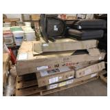 1 LOT, 6 BOXES ASSORTED AIR LIFT TABLE,