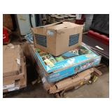 1 LOT, BOXES KID CRAFT OUTDOOR PLAYCENTER