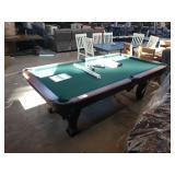 MD SPORTS BILLARD TABLE, MDL BL096Y19009, W/