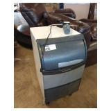 SCOTTSMAN UNDERCOUNTER  ICE MAKER, POSSIBLY USED
