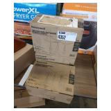 1 LOT, (3) BOXES OF HONEYWELL LED INDOOR/ OUTDOOR