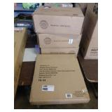 1 LOT, (4) BOXES BEVERAGE TUB STAND AND (3)