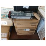 """1 LOT, (3) CASES REVLON 1"""" CURLING IRONS, 4 IRONS"""