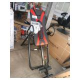 HEALTH GEAR DELUX AND MASSAGE INVERSION TABLE ,