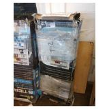 SEVILLE CLASSICS HD ROLLING WIRE STORAGE RACK,