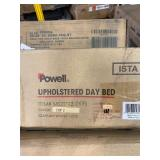 POWELL UPHOLSTERED DAY BED