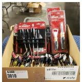 Lot Asst. Ace Screwdrivers & Sets