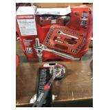 Lot Craftsman Max Acess 41 Pc Mechanics Tool Set