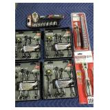 Lot (7) Craftsman & Ace Sockets & Socket