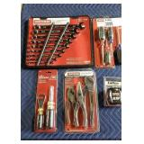 Lot (5) Tools/Sets: Craftsman 9 Pc. Combination