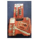 Lot 2 Tool Sets: Craftsman Max Axess 41 Pc.