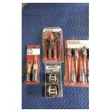Lot (4) Tools/Sets: Craftsman 8 Pc. Screwdriver