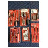 Lot (6) Craftsman Tool Sets: Screwdriver &