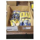 Lot Irwin Vise Grips Pliers, Locking &