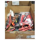Lot Asst. Craftsman Tools: Wrenches,