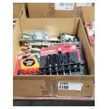 Lot Asst Tools & Sets: Screwdrivers, Bit Set,