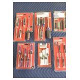 Lot (6) Craftsman Asst. Screwdriver & Precision