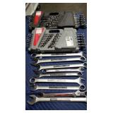 Lot (2) Craftsman 24 Pc. Combination Wrench Sets