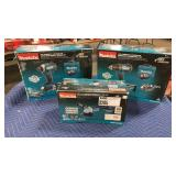 Lot 3 Makita 18V Tools: Impact Driver, Drill