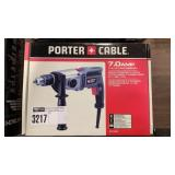 "Porter Cable 7 AMP 1/2"" Variable Speed Hammer"