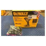 "DeWalt 1/4"" Impact Driver Kit"