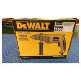 "DeWalt 1/2"" Corded Drill"