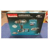 Makita 18V Compact Cordless Driver Drill Kit