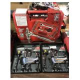 Lot Craftsman Max Acess 41 Pc Mechanics Tool Set