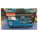 Makita 18V Compact Impact Driver Kit