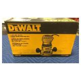 "DeWalt 1 3/4"" HP Fixed Base Router"