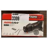 Roto-Zip Rotosaw 5.5 AMP Spiral Saw