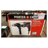 "Porter Cable 7 AMP 1/2"" Variable 2 Speed Hammer"