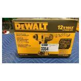 """DeWalt 12V Max 1/4"""" Impact Driver"""