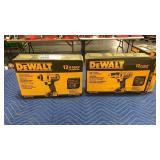 "DeWalt 12V Max 2 Pc Tools: 1/4"" Impact Driver Kit"