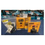 DeWalt 7.2V - 18V Battery Charger & (2) 9.6V