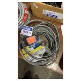 Roll 12 x 2 Steel Armored Cable, Approx 50