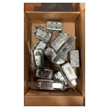 "Lot 12 4"" x 2 1/8"" Handi Boxes w/ 1/2"" Knockouts"