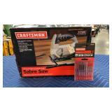 Craftsman 4.8 Amp Variable Speed Sabre Saw w/