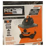 Ridgid 6-gal Wet/Dry Vac, Looks News, Need
