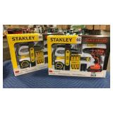 2 Stanley 65-pc Project Kits w/ Black &