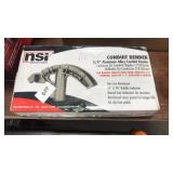 "NSI Industries Conduit Bender 3/4"" Aluminum Alloy"