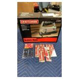 Craftsman 4.8 Amp Variable Speed Sabre Saw &Blades