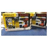 2 Stanley 65-pc Project Kit w/ Black & Decker